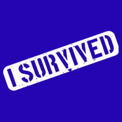 I Survived Cool T Shirt, Design