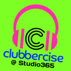 Clubbercise Fitted T Shirt Design