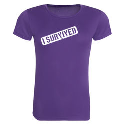 I Survived Cool T Shirt, Thumbnail