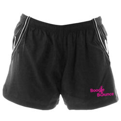 Boogie Bounce Ladies Shorts Thumbnail